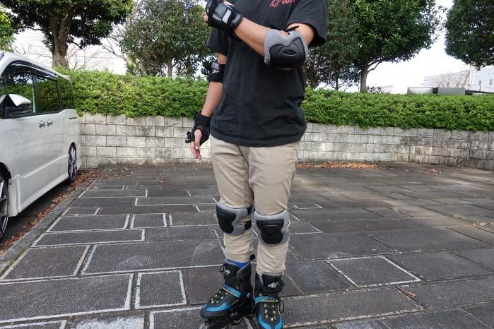 K2 Moto Pad Set 装着