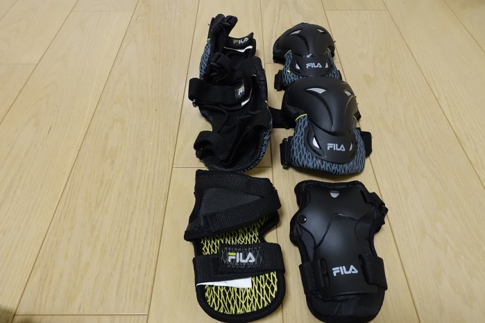 FILA FP PACKAGING 開封